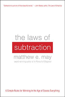 The Laws of Subtraction By May, Matthew
